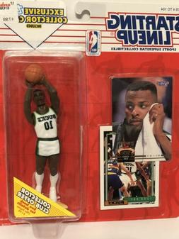 1993 Starting lineup Todd Day Milwaukee Bucks Basketball Car