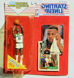 1993 Starting Lineup Todd Day Milwaukee Bucks Kenner NBA Bas