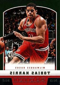 2012-13 Panini #289 Tobias Harris RC Milwaukee Bucks