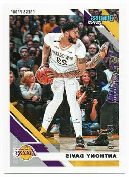 2019-20 Donruss Press Proof Silver Parallel /349 Pick Any Co