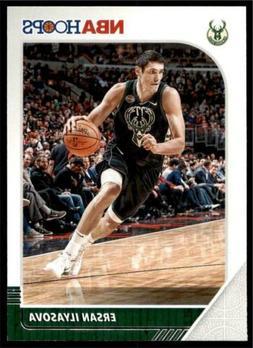 2019-20 Panini NBA Hoops Base #109 Ersan Ilyasova - Milwauke