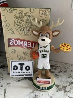 2019 Milwaukee Bucks Mascot Bango Palermo's Pizza Exclusiv