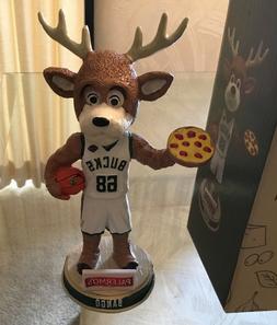 2019 Milwaukee Bucks Mascot Bango Palermo's Pizza Bobblehe