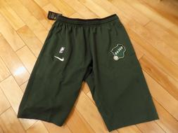 4XLT TALL Nike Dry Mens Basketball Shorts Green NBA Milwauke