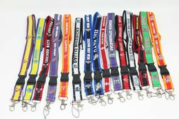 Basketball Lanyards - Multiple Color Options