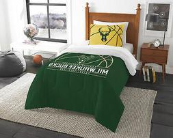 """Bucks OFFICIAL National Basketball Association, Bedding, """"Re"""