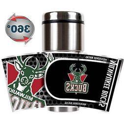 Bucks Travel Tumbler 16 oz Stainless Steel mug Plastic Inser