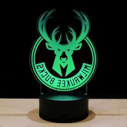 Milwaukee Bucks Giannis Antetokounmpo Eric Bledsoe Light Lam