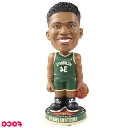 Giannis Antetokounmpo Milwaukee Bucks Knucklehead Big Head B