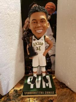 Giannis Antetokounmpo Milwaukee Bucks MVP 2019 Bobblehead SG