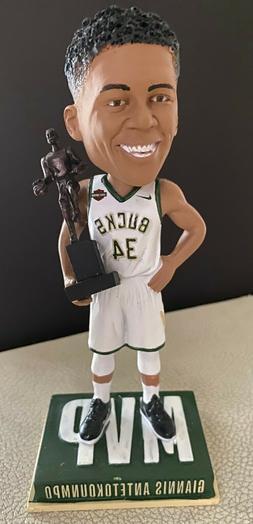 Giannis Antetokounmpo Milwaukee Bucks MVP Bobblehead SGA