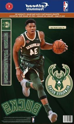 Giannis Antetokounmpo Milwaukee Bucks Fathead Teammate Stick