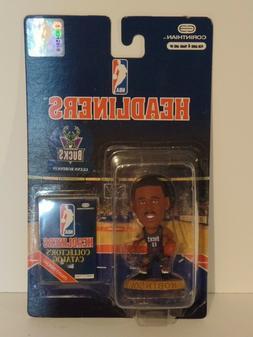 Glenn Robinson Corinthian Headliners Milwaukee Bucks 1996 NB
