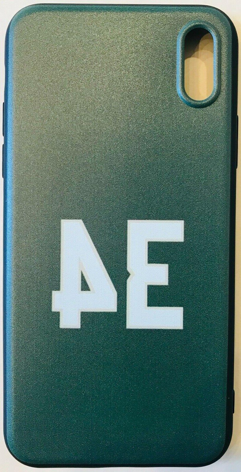Giannis #34 iPhone 11/XR/XS/X/8/7/6s/6 Phone Case