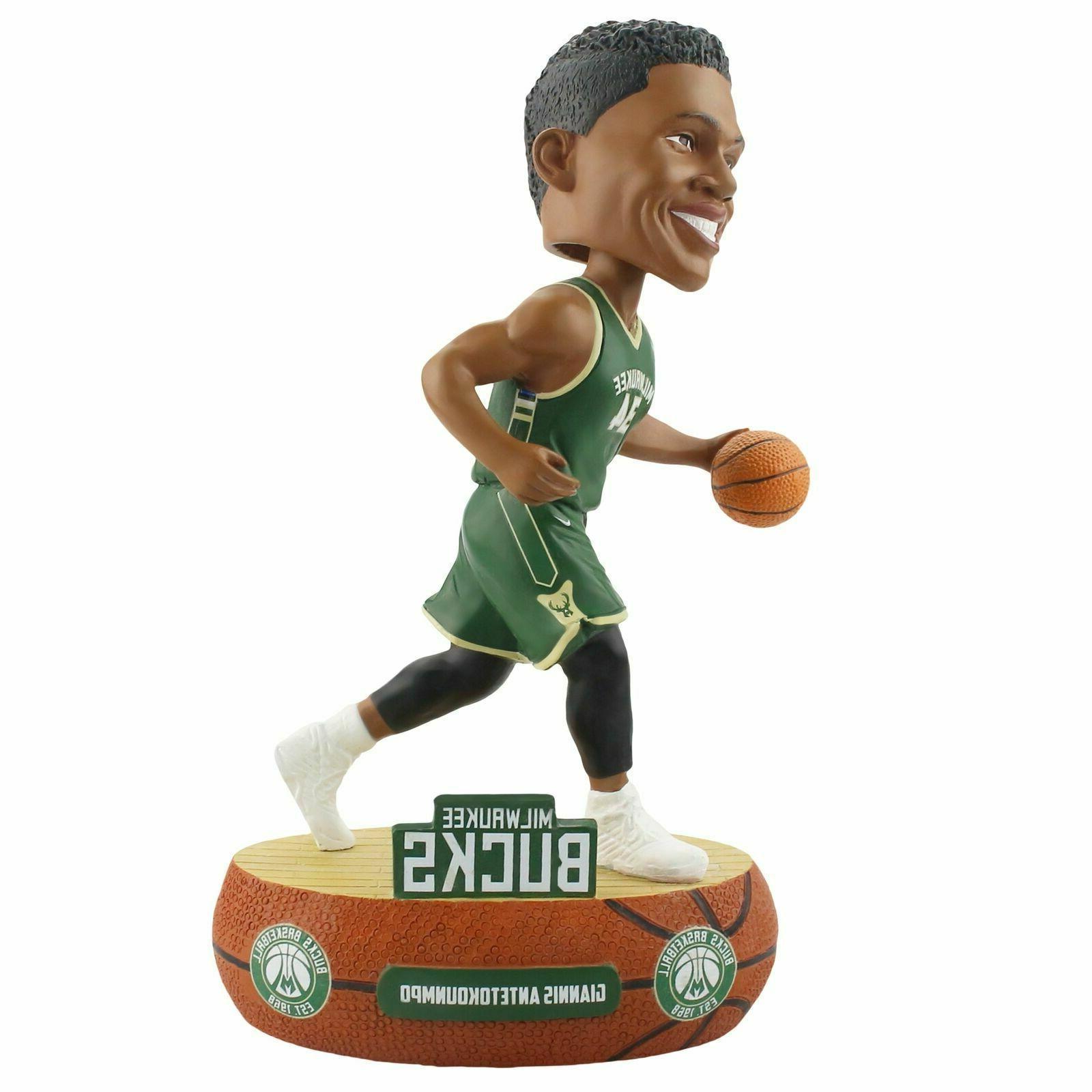 Giannis Antetokounmpo Milwaukee Bucks Baller Special Edition