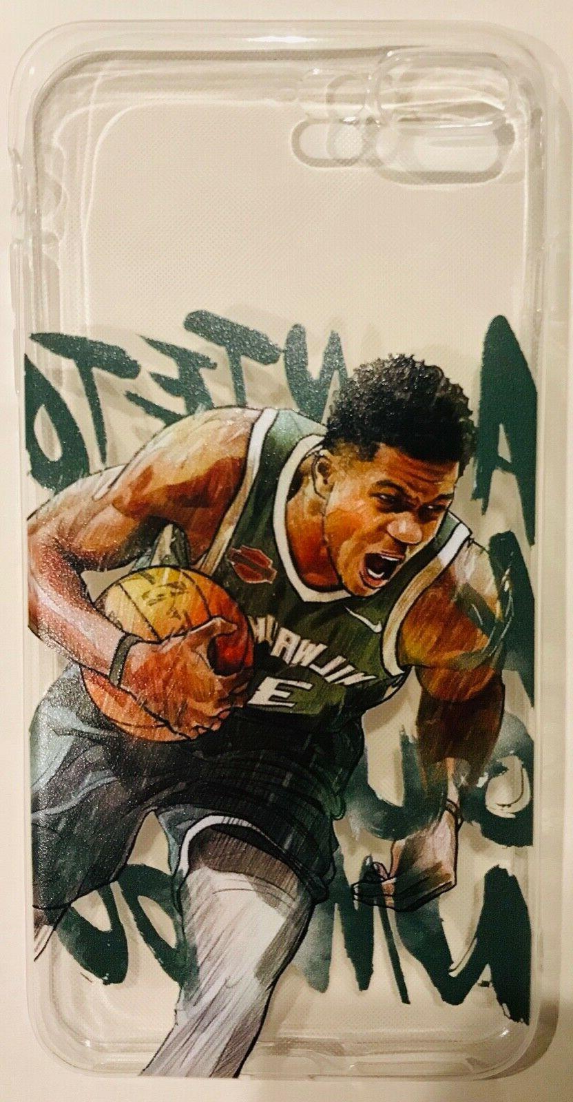 Giannis Milwaukee iPhone Phone Cover