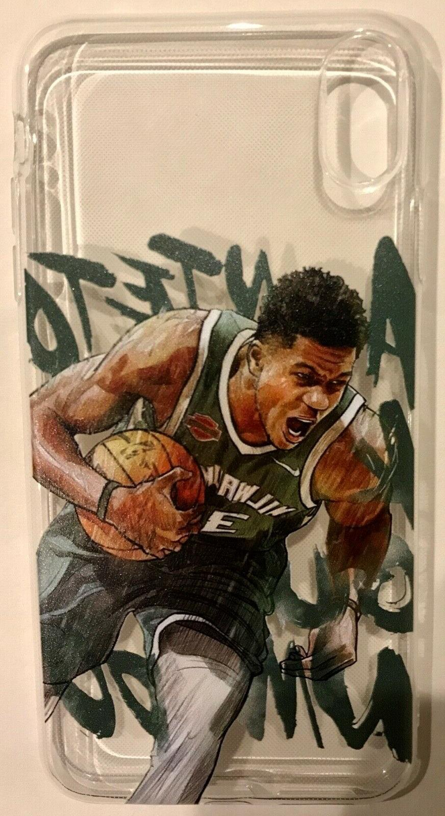 Giannis iPhone Phone Cover