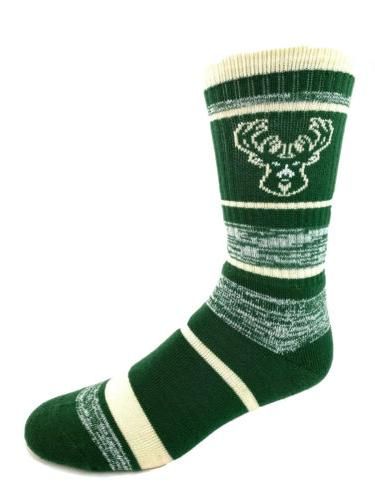 Milwaukee Bucks RMC Deuce Crew Socks