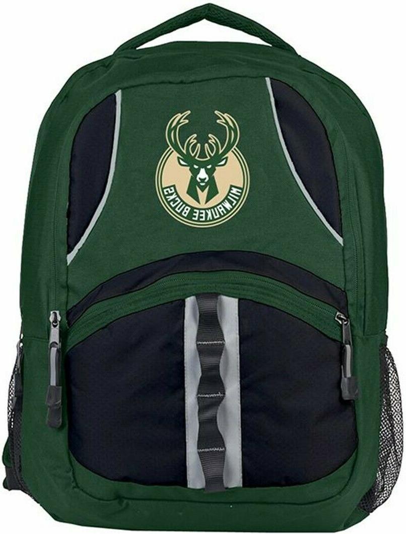 milwaukee bucks captain backpack