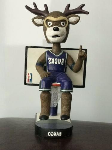Milwaukee Mascot Backboard Bobblehead