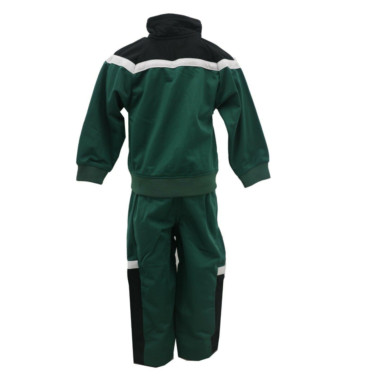 Milwaukee Adidas Infant Jacket Pants Set New