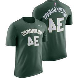 Nike Men's Milwaukee Bucks Giannis Antetokounmpo #34 Dri-FIT