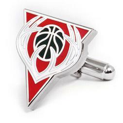 NBA Milwaukee Bucks Antlers Logo Cufflinks