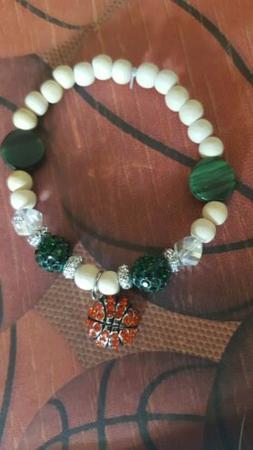 Milwaukee Bucks bracelet