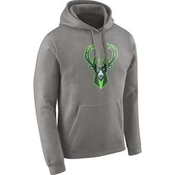 Nike Milwaukee Bucks Earned Edition Essential Logo Pullover