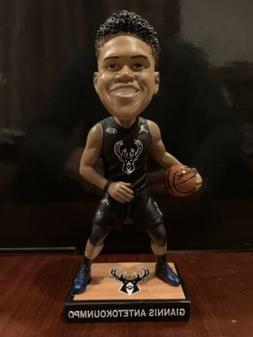 Milwaukee Bucks Giannis Antetokounmpo Member Exclusive Bobbl