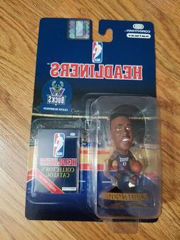 Milwaukee Bucks Glenn Robinson Headliners NBA Corinthian Min
