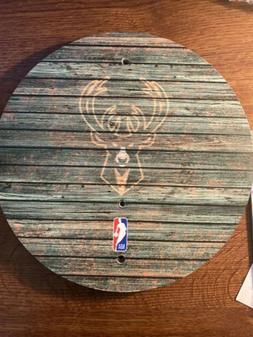 Milwaukee Bucks Hook And Ring Game