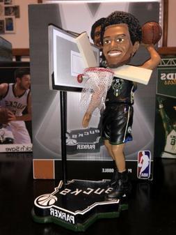 Milwaukee Bucks Jabari Parker Bobblehead 30/144 Bradley Cent