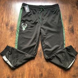 Milwaukee Bucks NBA Jogger Sweatpants Men's Size XL