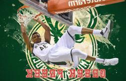 Milwaukee Bucks  Lithograph print of Giannis Antetokounmpo O