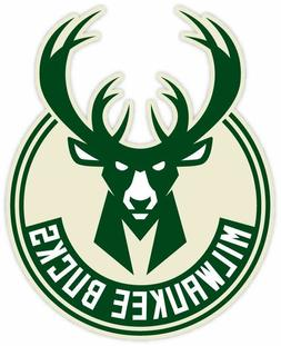 Milwaukee Bucks Logo Vinyl Sticker Decal *SIZES* Cornhole Wa