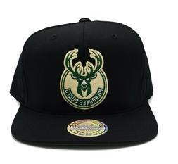 Milwaukee Bucks Mitchell & Ness  110 Flex Cotton Adjustable