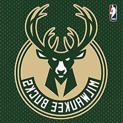 Milwaukee Bucks NBA Basketball Pro Sports Banquet Party Pape