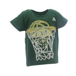 Milwaukee Bucks Official NBA Apparel Infant Baby Toddler Siz