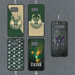 Milwaukee Bucks Phone Case For Samsung Galaxy S20 S10 S9 S8