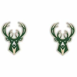 Milwaukee Bucks WinCraft Post Logo Earrings