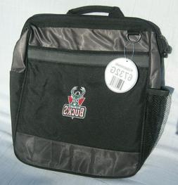 Milwaukee Bucks tablet Laptop Messenger Bag Computer Shoulde