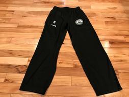 Nike Milwaukee Bucks Team-Issued Showtime Pants Black 859495