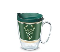Milwaukee Bucks Tervis Coffee Mug Travel Tumbler 16 ounce