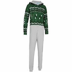 Milwaukee Bucks Concepts Sport Ugly Sweater Fleece Hoodie Un