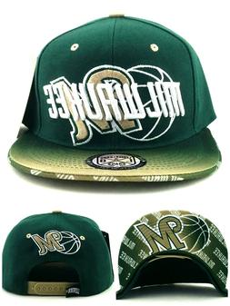 Milwaukee New Leader M Flash Ball Bucks Colors Green Cream E