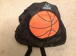 nba basketball logo milwaukee bucks backpack new