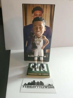 NBA Giannis Antetokounmpo Milwaukee Bucks MVP Bobblehead SGA