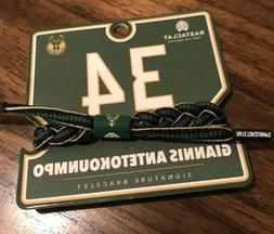 Rastaclat NBA Giannis Antetokounmpo Milwaukee Bucks player B
