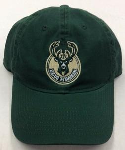 NBA Milwaukee Bucks Adidas Buckle Back Cap Hat Beanie Style
